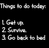 life to do list