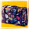 travel, valise