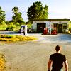 tonicangel: SPN // Dean walking towards civilization