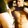 tonicangel: SPN // Dean abs