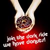 star wars/twilight/donuts