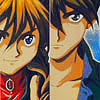 Gundam Wing Fics - Heero and Duo