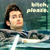 Katherine: DW - Doctor Bitch please