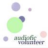 a curious little star: [Misc] audiofic volunteer