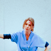 GREY'S. Meredith; one of those days