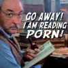 reading porn