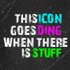duckbunny: Dr. Who this icon goes ding when there's