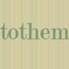 tothem - csíkos