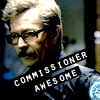 Commissioner Awesome