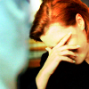 X-Files: Scully facepalm