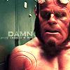 BPRD - Hellboy damn