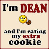 heliokleia: DEAN-SMILEY IC - I'M DEAN... 2