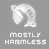 Shut up and smile: Books // Guide // Mostly harmless