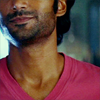 heroes: mohinder pink shirt