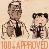 ざわ ざわ~: FMA >> Scar and Mei approve