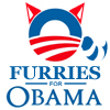 Your Obedient Serpent: furries for obama