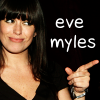 Lauren: eve myles