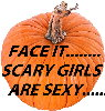 scary sexy