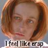 XF-I feel like crap