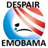 Politics: Obama: Despair Emobama
