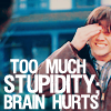 lover all alone: SPN: the stupid makes puppy cry