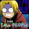 I See Tall People