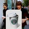 Audrey: {SPN} J² - Starbucks