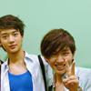 ♥ Minho & Onew; SHINee