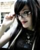 Glasses, Smirk
