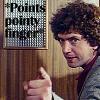Doyle pointy finger