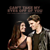Nikki: ats: cc/db can't take my eyes off of you