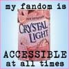 CL fandom always accessible