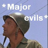 M*A*S*H, Major, 4077th, Ferret Face, Frank Burns