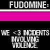 <3 Violence