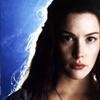 arwen angel gown