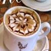 Karen: Coffee art