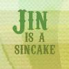 AMS: Jin is a sincake