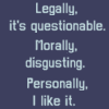 random - legally questionable