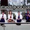 attendings are love