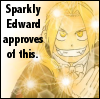 sparkly-ed, approve, vampire, sparkly