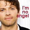 Castiel I'm no angel
