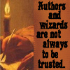 Wizards and Authors