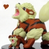Pokemon - Growlithe/Arcanine Love