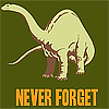 madame sosostris: never forget! dinosaur