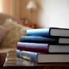 [ pile of books ]