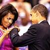 cautiously optimistic: People ; Politics ;  Barack/Michelle ; f