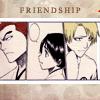 Renji Momo Izuru - Friendship