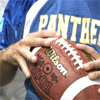 football, FNL--Panther jersey