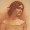 Meret: portraitdrawing