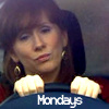 juliet316: Doctor Who:  Donna - Mondays